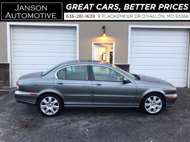2005 Jaguar X-Type 3.0 X-TYPE ALL WHEEL DRIVE! 74K MILES! LEATHER MOO