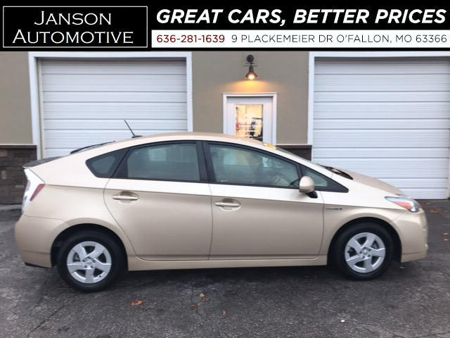 2010 Toyota Prius Level 5 Navigation Leather Alloys Backup Camera 76