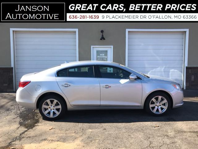2011 Buick LaCrosse CXL ALL WHEEL DRIVE--LEATHER--PREMIUM WHEELS--70K