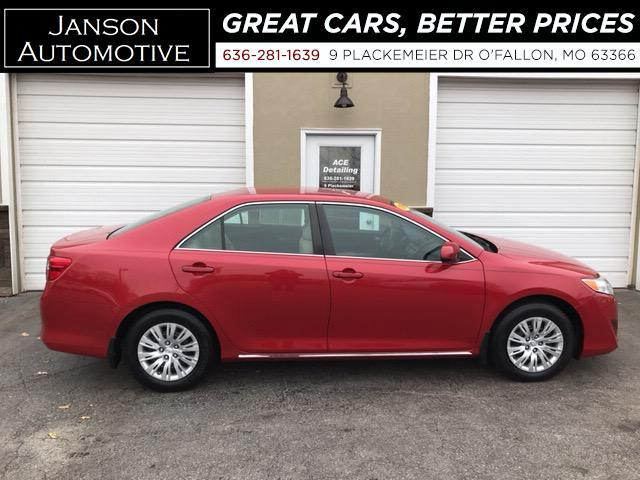 2014 Toyota Camry LE BLUETOOTH BACKUP CAMERA 78K MILES! 40MPG!!! NIC