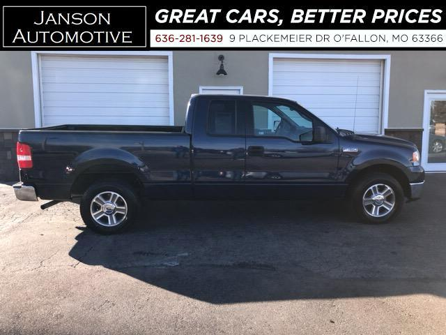 2006 Ford F-150 SUPERCAB XLT 5.4L V8 NEWER TIRES ALLOY WHEELS! NIC