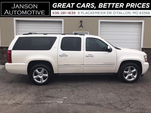 2012 Chevrolet Suburban LTZ LEATHER NAVIGATION MOONROOF DUAL DVD 3RD ROW C