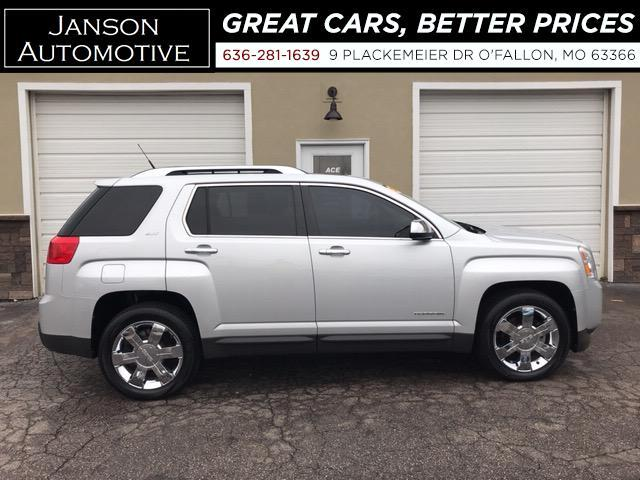 2012 GMC Terrain SLT-2 AWD LEATHER MOONROOF PREM WHEELS HTD SEATS L