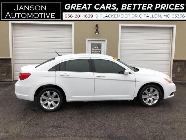 2013 Chrysler 200 TOURING ALLOYS 59K MILES! NICE CAR! MUST SEE!!