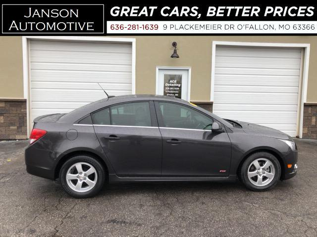 2014 Chevrolet Cruze LT-RS PACKAGE! ALLOYS MOONROOF SPOILER LOADED! MUS