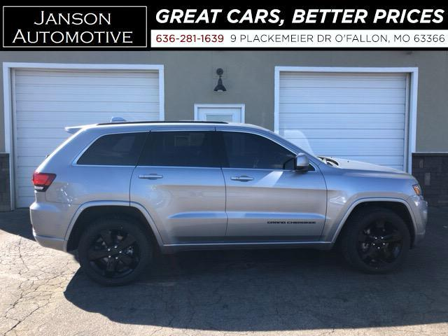 2015 Jeep Grand Cherokee LATITUDE 4X4 LEATHER MOONROOF PREMIUM WHEELS MUST