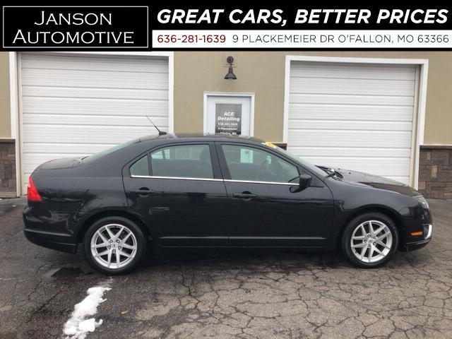 2011 Ford Fusion SEL V6 LEATHER MOONROOF 42K MILES!! MUST SEE! SUPE