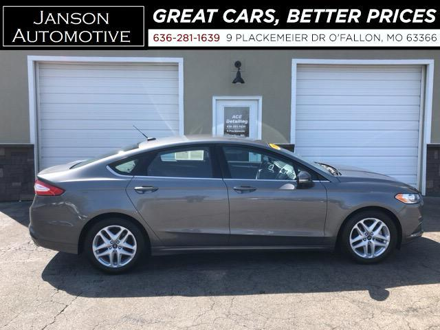 2014 Ford Fusion SE ECOBOOST! ALLOYS FORD SYNC/BLUETOOTH! SUPER NIC