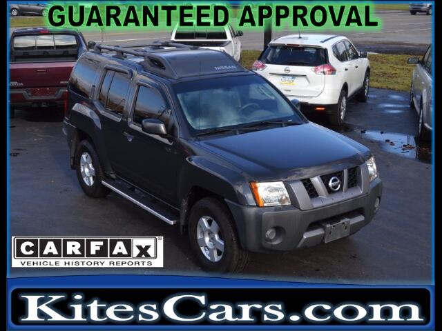 2007 Nissan Xterra OFF ROAD