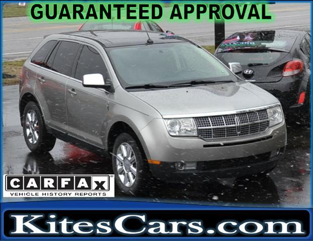 2008 Lincoln MKX ULTIMATE