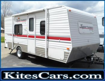 2012 KZ Recreational Vehicles Sportsmen