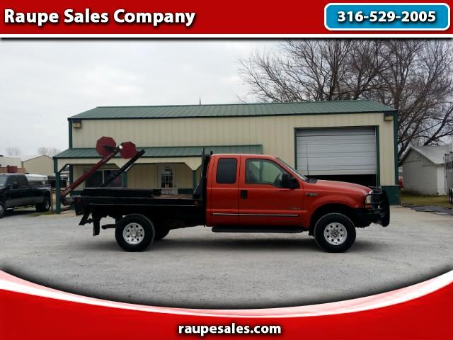 2000 Ford F-350 SD XL SuperCab Short Bed 4WD