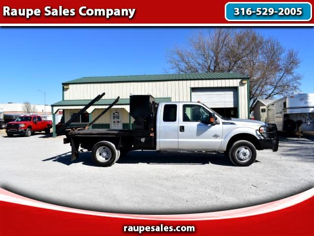 2013 Ford F-350 SD XLT SuperCab 4WD DRW