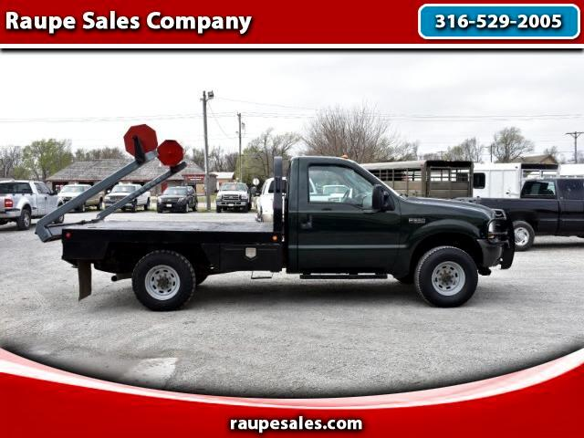 2003 Ford F-350 SD XL 4WD