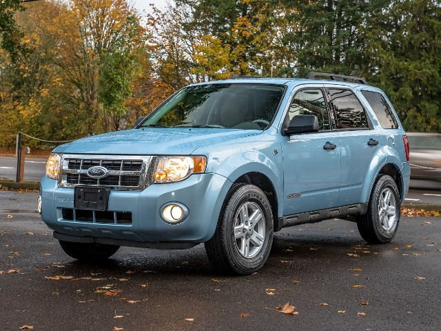 2009 Ford Escape Hybrid 4WD 1-Owner All Maintenance Records Warranty