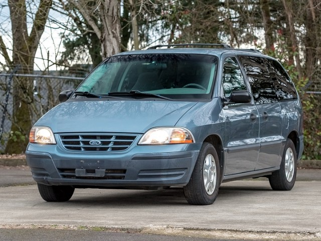 2000 Ford Windstar LX Extra Clean w/Low Miles