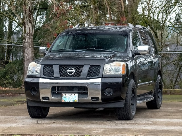 2005 Nissan Armada SE 4WD Off-Road Low Miles Warranty