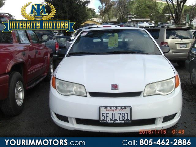 2003 Saturn ION Quad Coupe 2