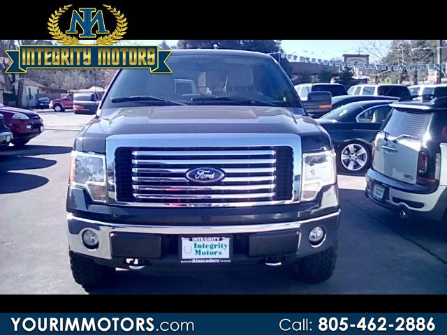 "2010 Ford F-150 4WD SuperCrew 157"" XLT w/HD Payload Pkg"