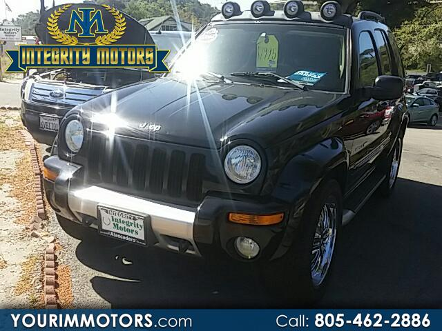 2003 Jeep Liberty 4dr Renegade 4WD