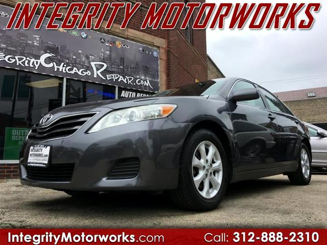 2010 Toyota Camry BASE