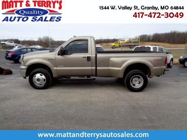 2005 Ford F-350 SD XLT 4WD DRW