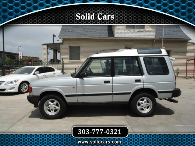 1996 Land Rover Discovery SE7