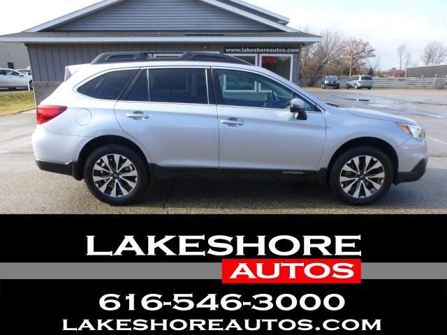 2015 Subaru Outback 4dr Wgn 2.5i Limited PZEV