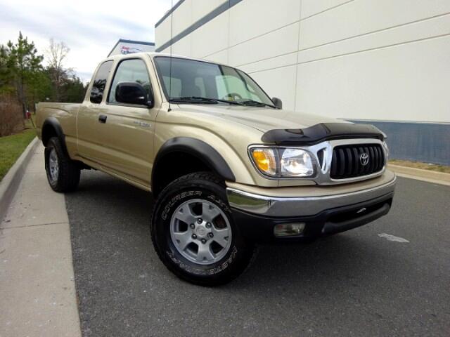 2004 Toyota Tacoma Xtracab V6 4WD