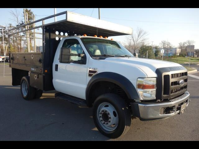 2008 Ford F-450 SD XL SUPER DUTY 2WD