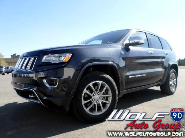 2016 Jeep Grand Cherokee Overland 4WD