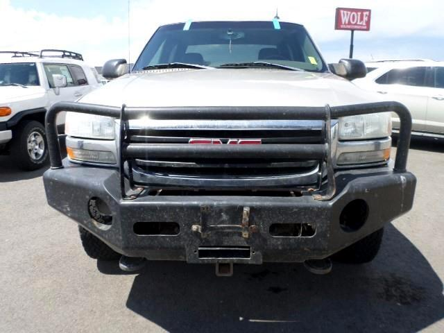 2004 GMC Sierra 2500HD Work Truck Crew Cab Short Bed 4WD