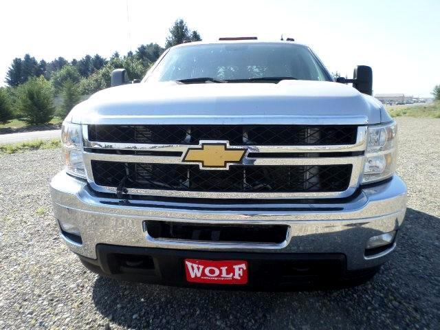 2012 Chevrolet Silverado 3500HD LT Crew Cab 4WD
