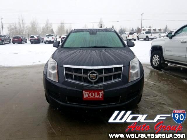 2010 Cadillac SRX AWD 4dr V6