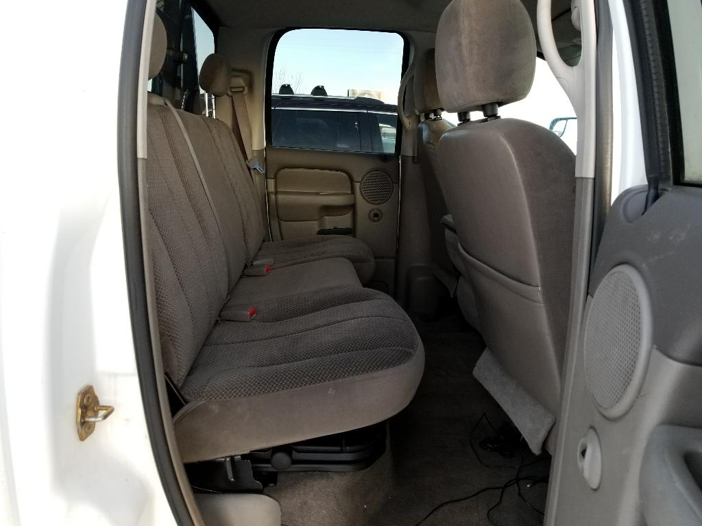 2005 Dodge Ram 2500 SLT Quad Cab Short Bed 4WD