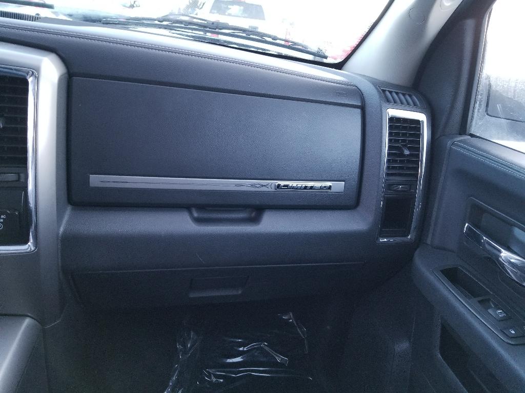 2012 RAM 3500 Laramie Longhorn Edition Crew Cab SWB 4WD