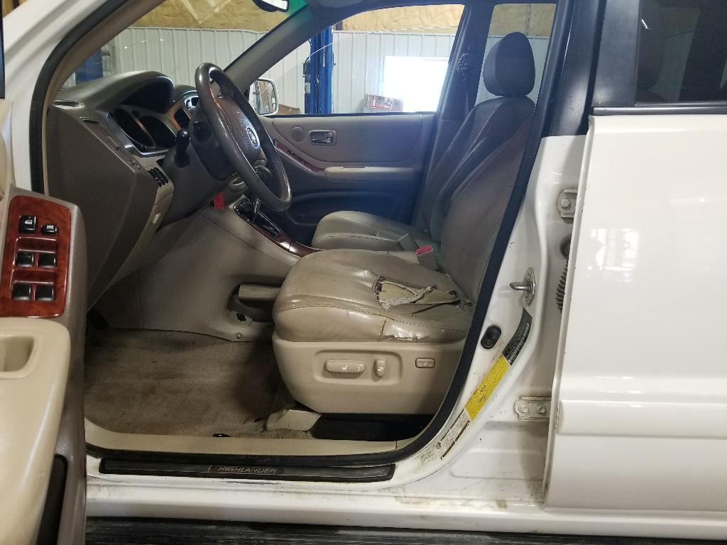 2004 Toyota Highlander V6 4WD