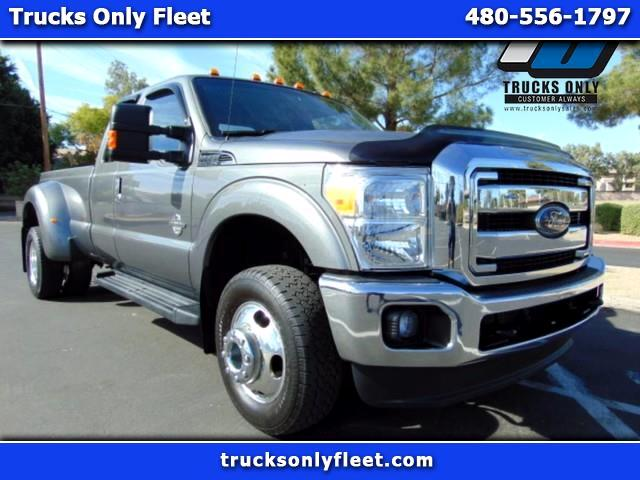2012 Ford F-350 SD Lariat SuperCab Long Bed DRW 4WD