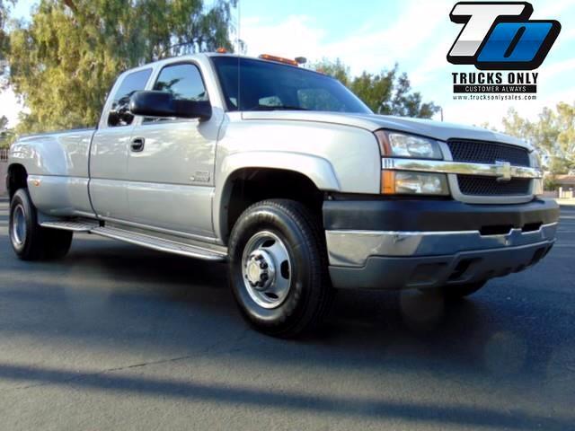 2004 Chevrolet Silverado 3500 LT Ext. Cab 2WD
