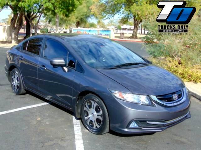2014 Honda Civic Hybrid CVT
