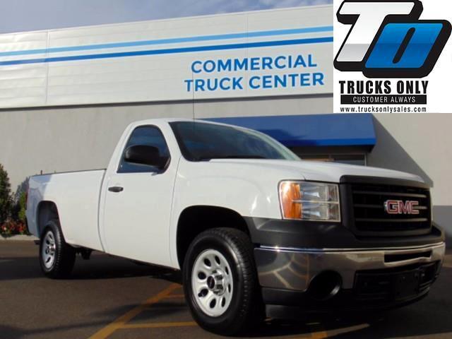 2013 GMC Sierra 1500 Work Truck 2WD