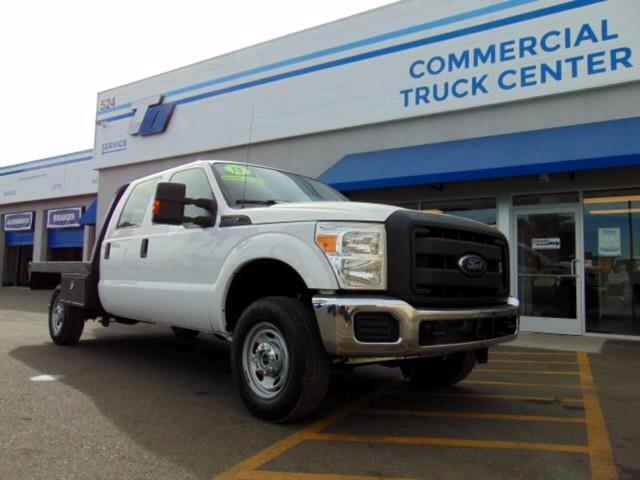 2013 Ford F-250 SD XL Crew Cab 4WD