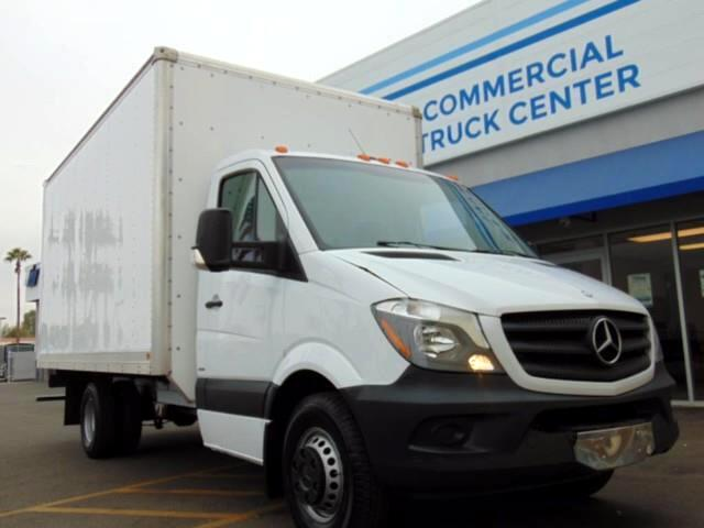 2014 Mercedes-Benz Sprinter 3500
