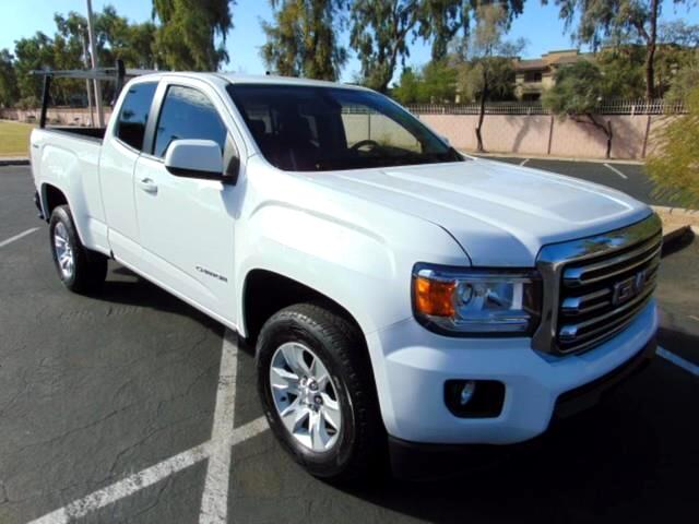 2016 GMC Canyon SLE Ext. Cab 4WD