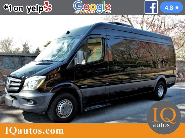 2015 Mercedes-Benz Sprinter 3500 High Roof 170-in. WB