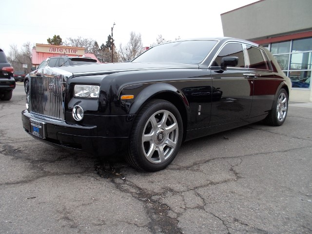 2004 Rolls-Royce Phantom Sedan