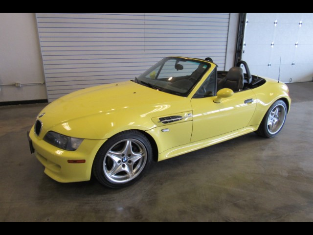 Used 1999 BMW M Roadster for Sale in Denver, CO 80220 Weisco ...