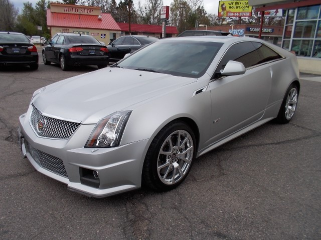 2013 Cadillac CTS V Coupe