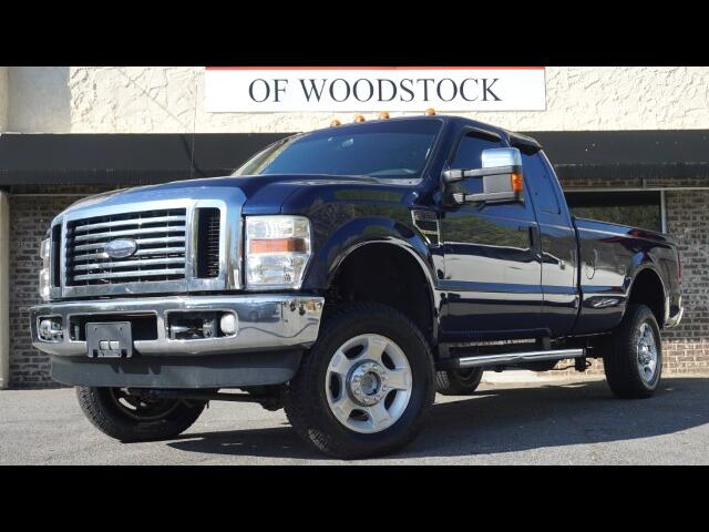2010 Ford F-350 SD XLT SuperCab 4WD