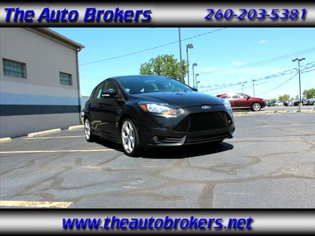 2014 Ford Focus ST Hatch